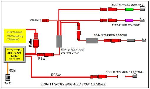 strobe light wiring diagram strobe light switch wiring